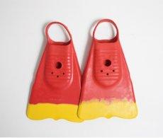 画像2: 世界のライフガードが愛用するフィン 全米ライフガード協会公認用具 Dafin【ダフィン】 (2)