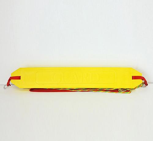 画像1: オーストラリア製 ライフガードチューブ イエロー (1)