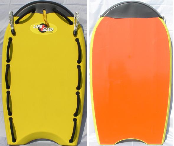 画像1: 【お取り寄せ】送料込  PWCレスキュー 水上バイク水難救助 ワフーライフスレッド WAHOO社製 (1)