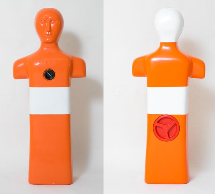 画像1: 【送料込】水難救助訓練人形 DVV社製 DLRG レスキューマネキン (1)